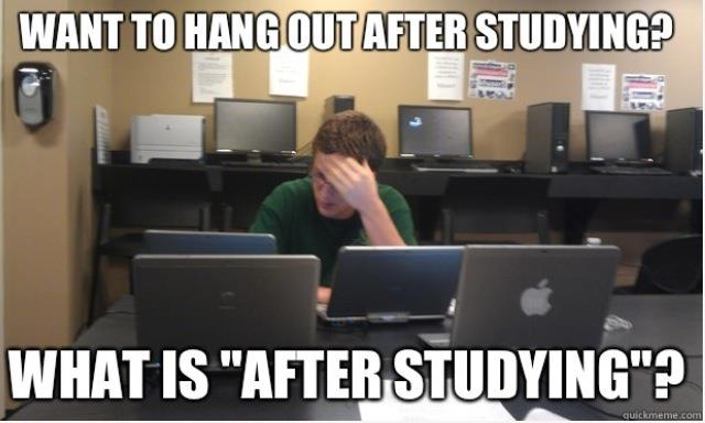 after-studying