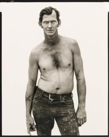 Billy Mudd, trucker, The Richard Avedon Foundation