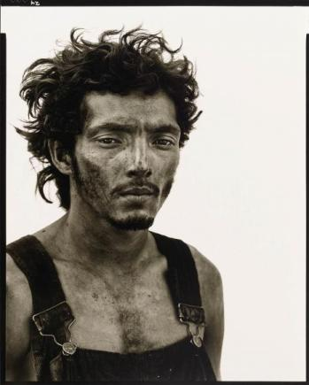 Roberto Lopez, oil field worker, The Richard Avedon Foundation